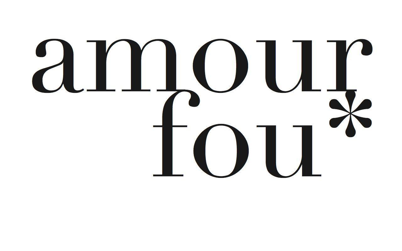 amour fou* Logo