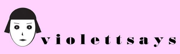 violettsays Logo