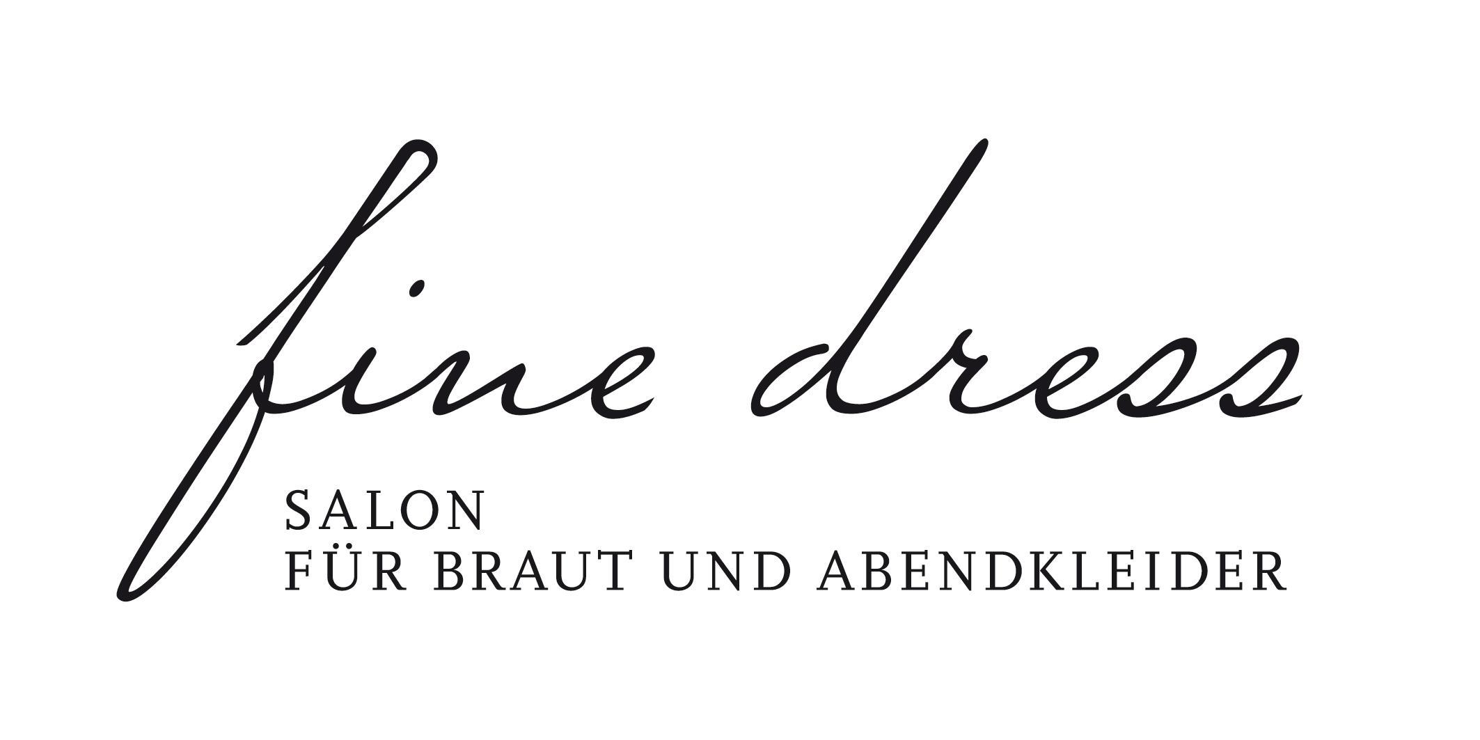 fine dress Logo