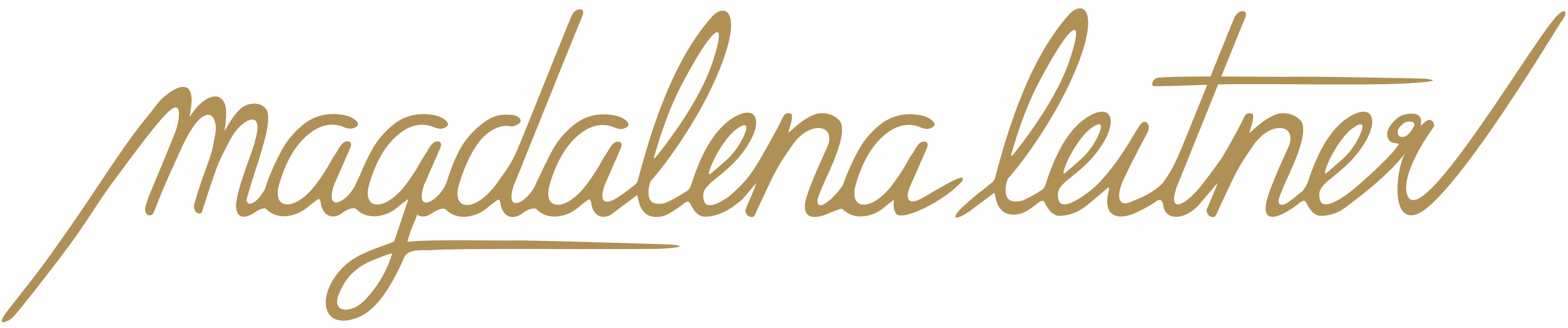 Magdalena Leitner Logo