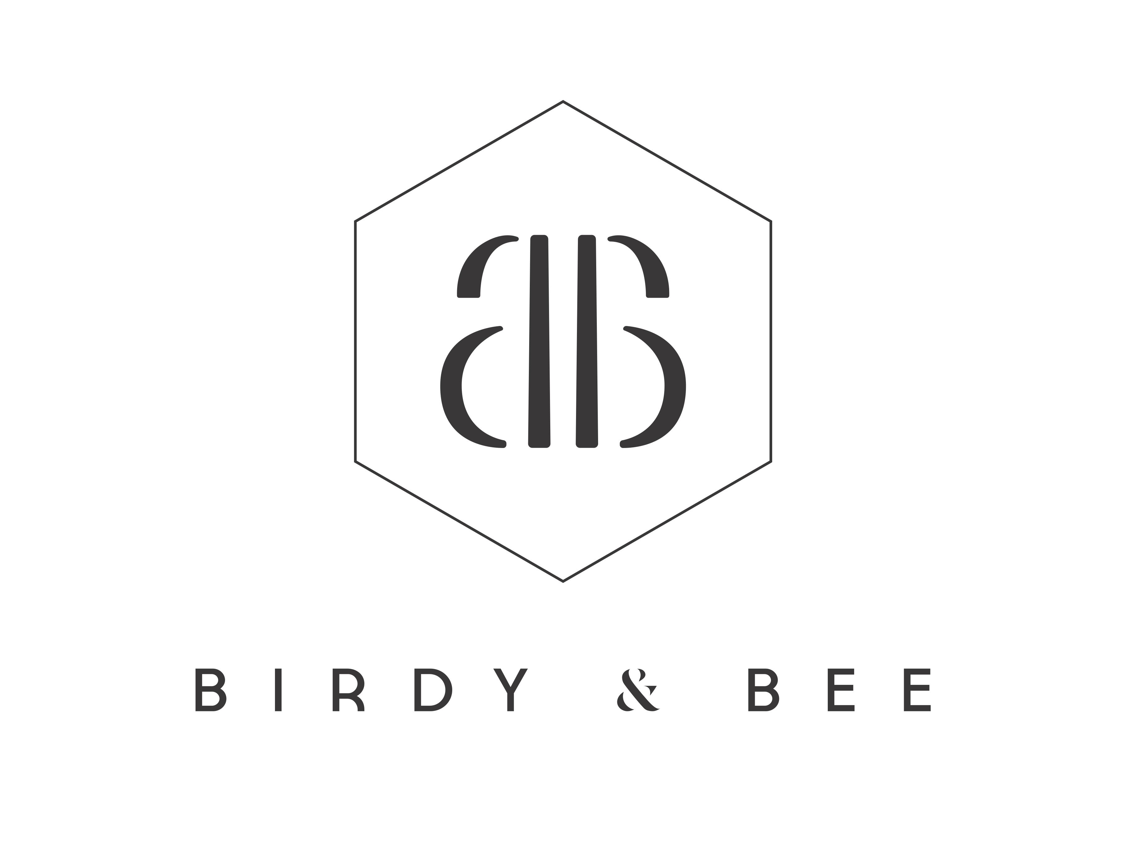 Birdy & Bee Jewellery Logo