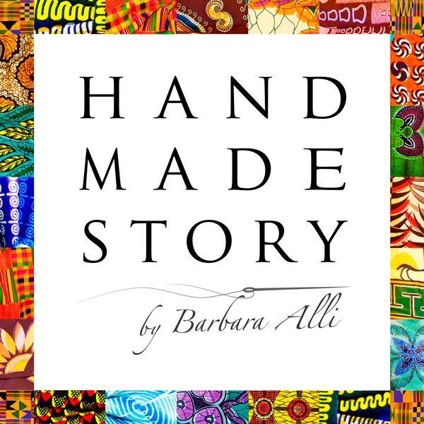 Hand Made Story by Barbara Alli e.U. Logo